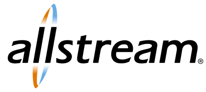 Allstream logo