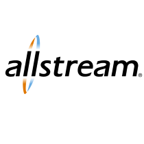 Allstream logo