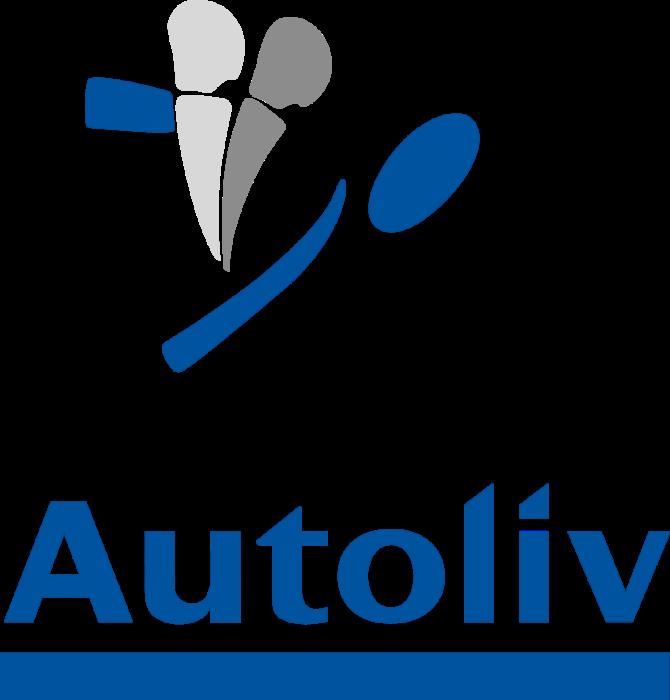 Autoliv logo, logotype, emblem