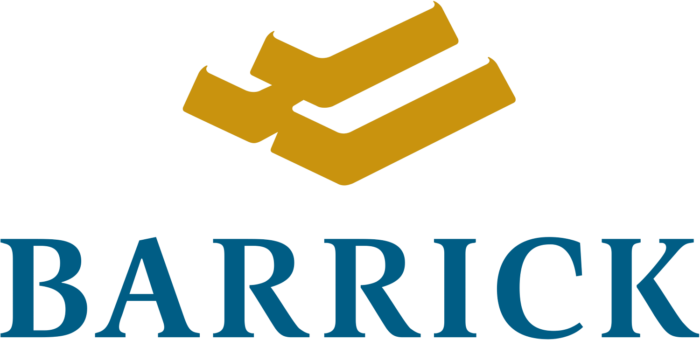 Barrick logo (Gold Corporation)