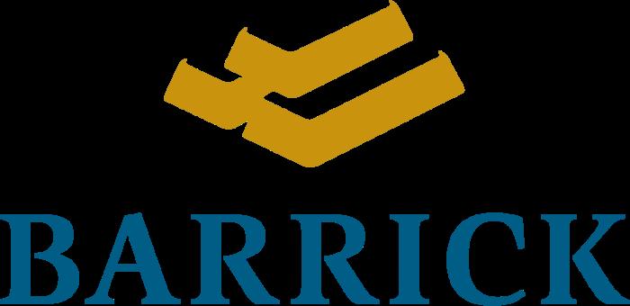 Barrick logo (Gold Corporation)