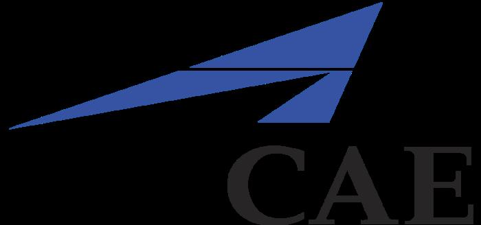 CAE logo (Inc)