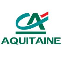 CA Aquitaine logo