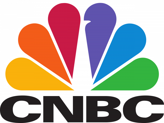 CNBC logo colour