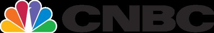 CNBC logo, horizontal