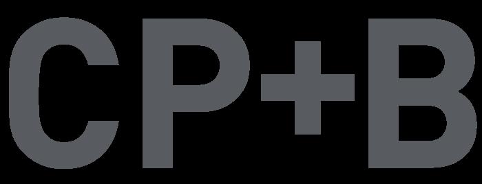 CP+B Crispin Porter+Bogusky logo