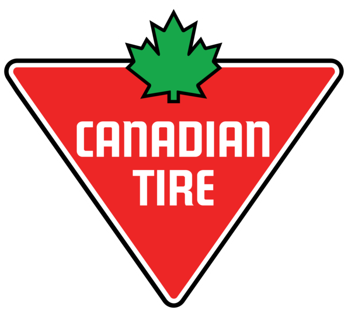 Canadian Tire logo, logotype