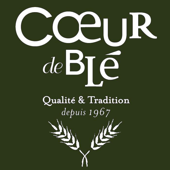 Coeur de Blé logo, green