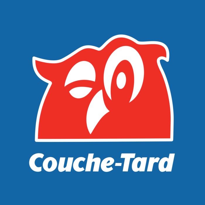 Couche-Tard logo, logotype