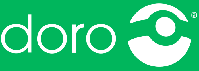 Doro logo, logotype