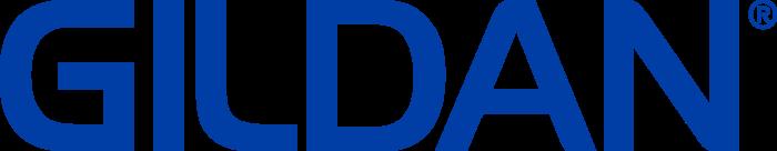 Gildan logo, wordmark