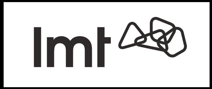 LMT logo, black