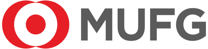 MUFG logo (Mitsubishi UFJ Financial Group)