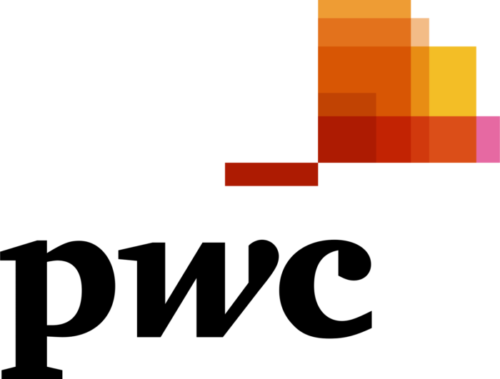 PwC logo (PricewaterhouseCoopers)