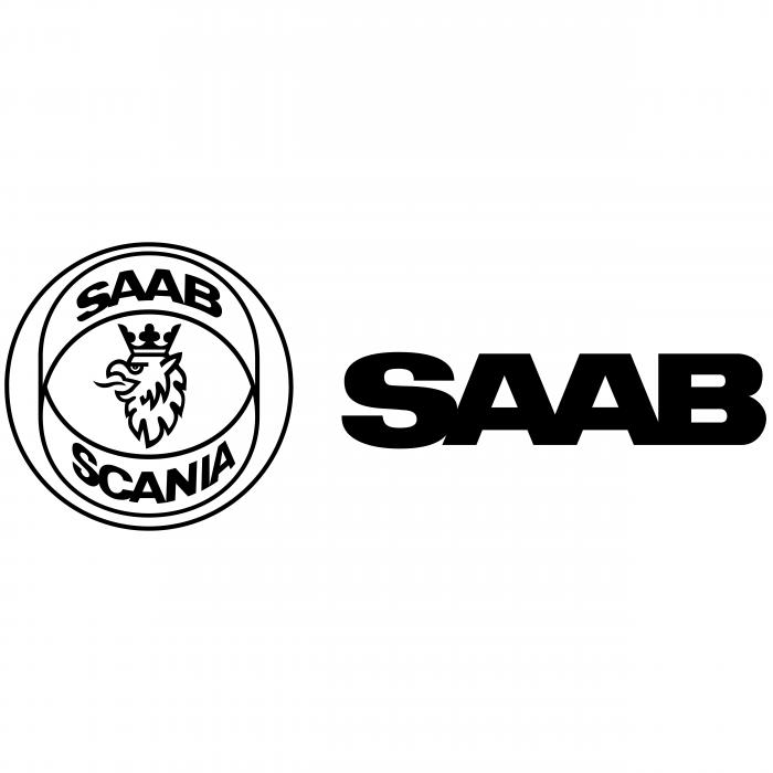 Saab logo scania