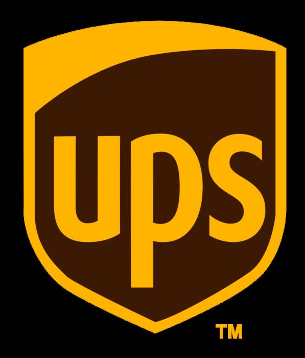UPS logo, logotype