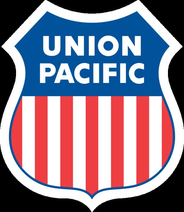 Union Pacific logo, logotype, emblem