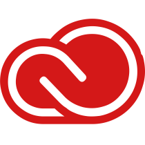 Adobe Creative Cloud logo, icon