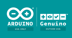 Arduino Genuino logo