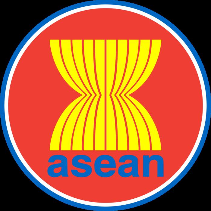 Asean logo, logotype