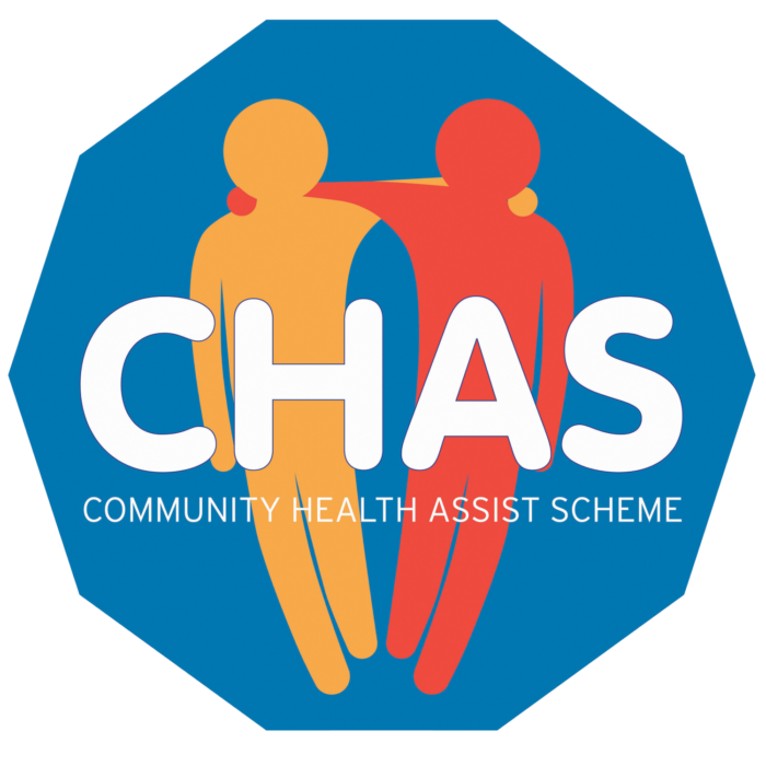 CHAS logo, logotype