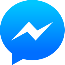 Facebook Messenger logo
