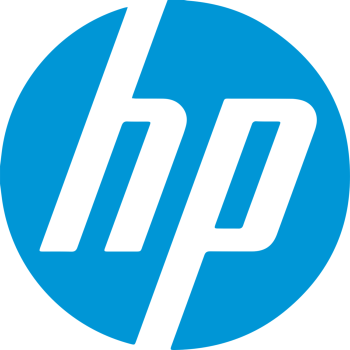 HP, Hewlett-Packard logo