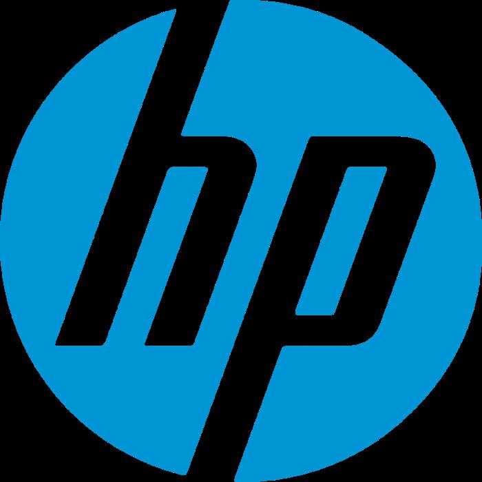 HP, Hewlett-Packard logo