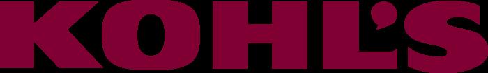 Kohl's logo, red