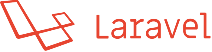 Laravel logo, wordmark, logotype