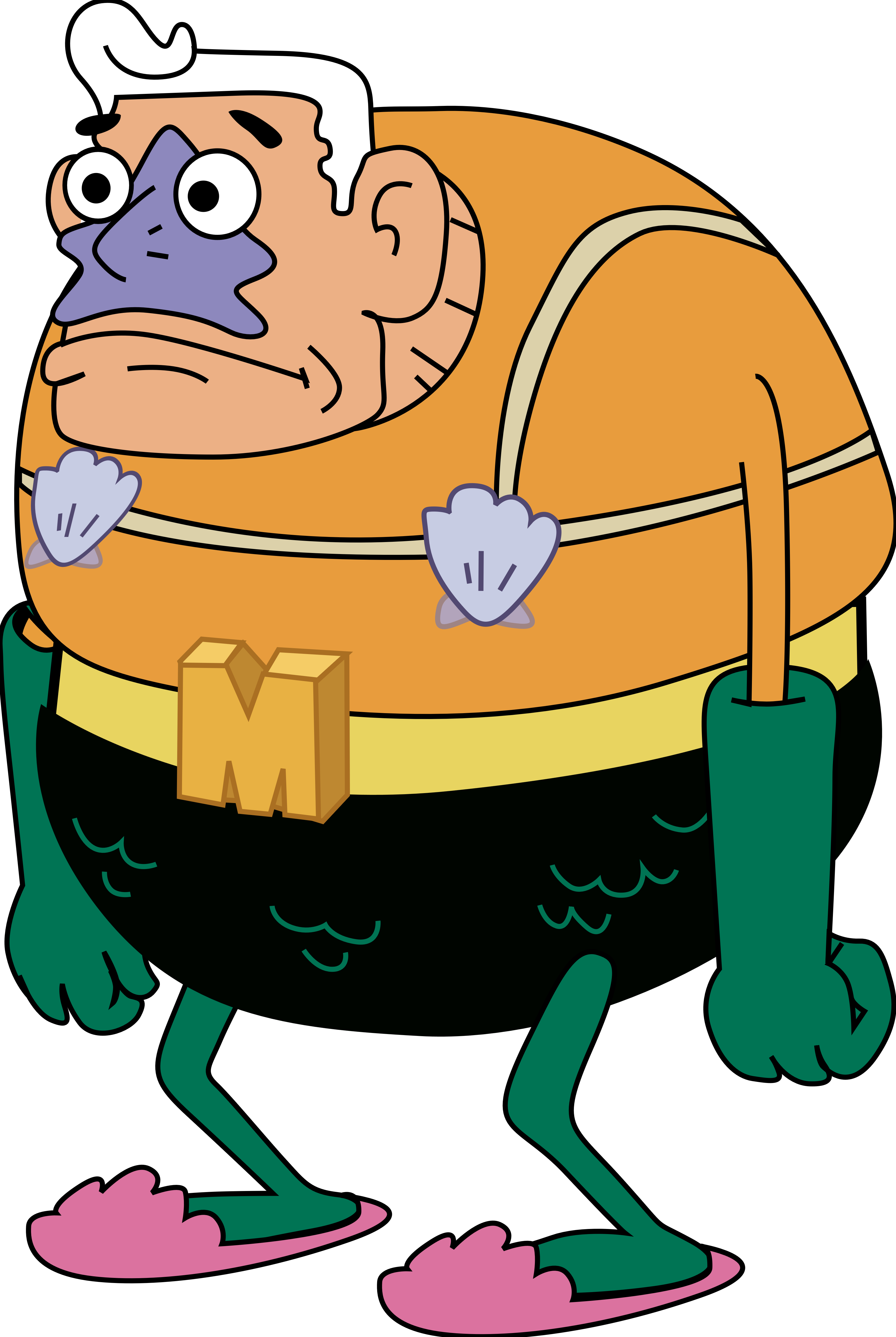 Cartoon Characters Getting High : Mermaid man logos download