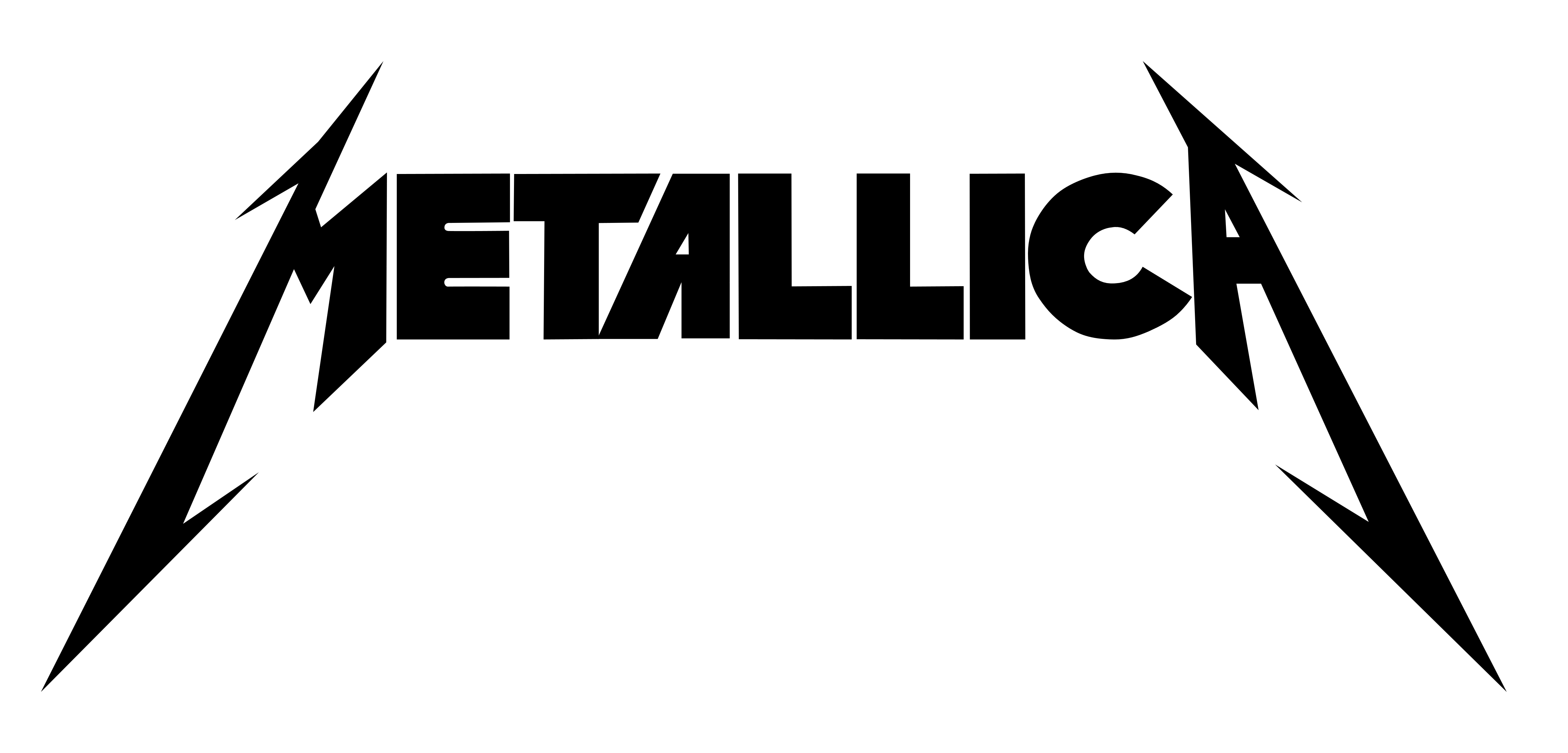 Metallica Logos Download