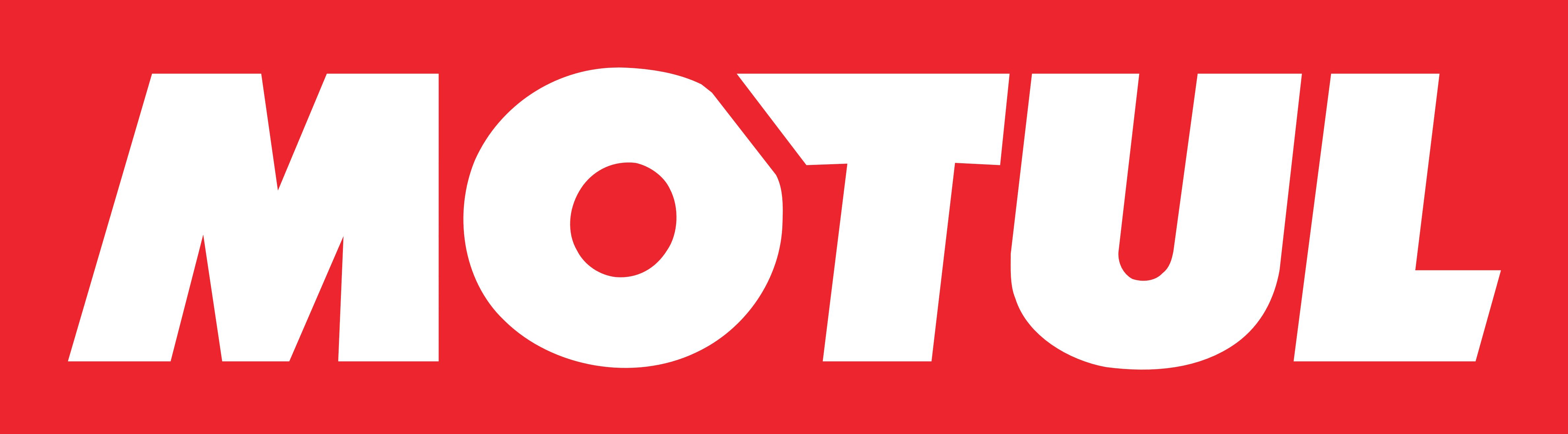 Motul logo, red-pink