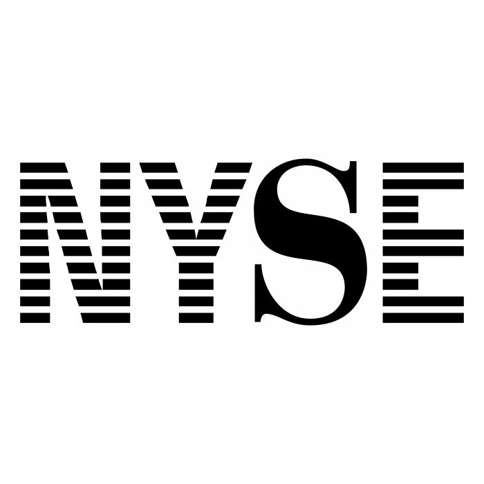 NYSE logo black