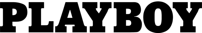 Playboy logo, wordmark