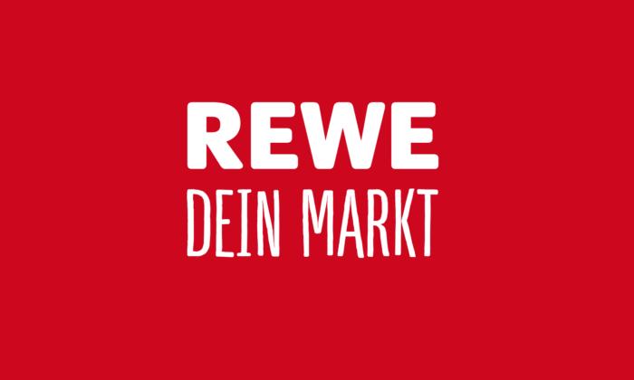 Rewe logo (Dein Markt)