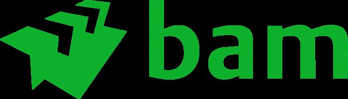 Royal BAM Group logo (Koninklijke BAM Groep)