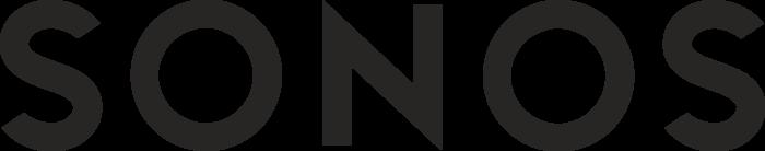 Sonos logo, wordmark, logotype