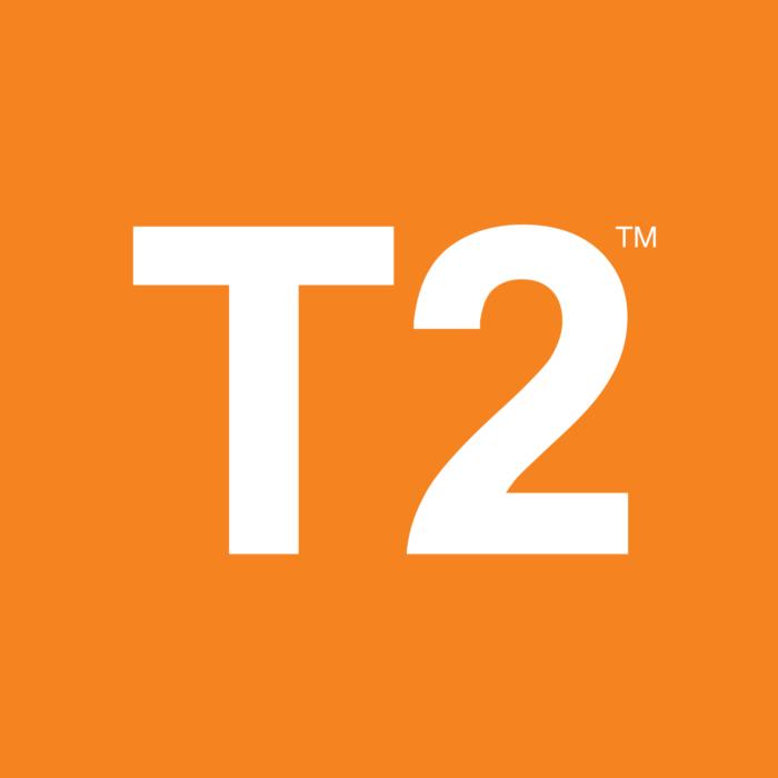 T2 logo (Tea)