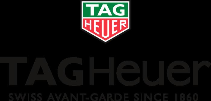 Tag Heuer logo, logotype