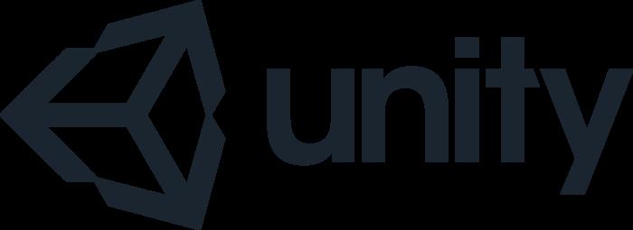 Unity logo, logotype (unity 3d)