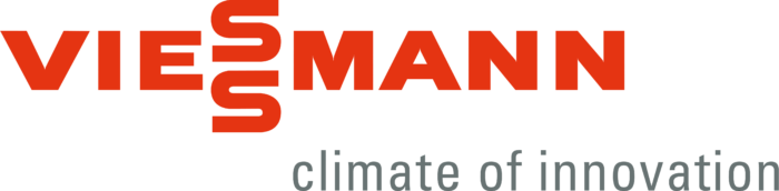 Viessman logo, slogan - climate of innovation