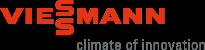 Viessman logo, slogan - climate of innovation