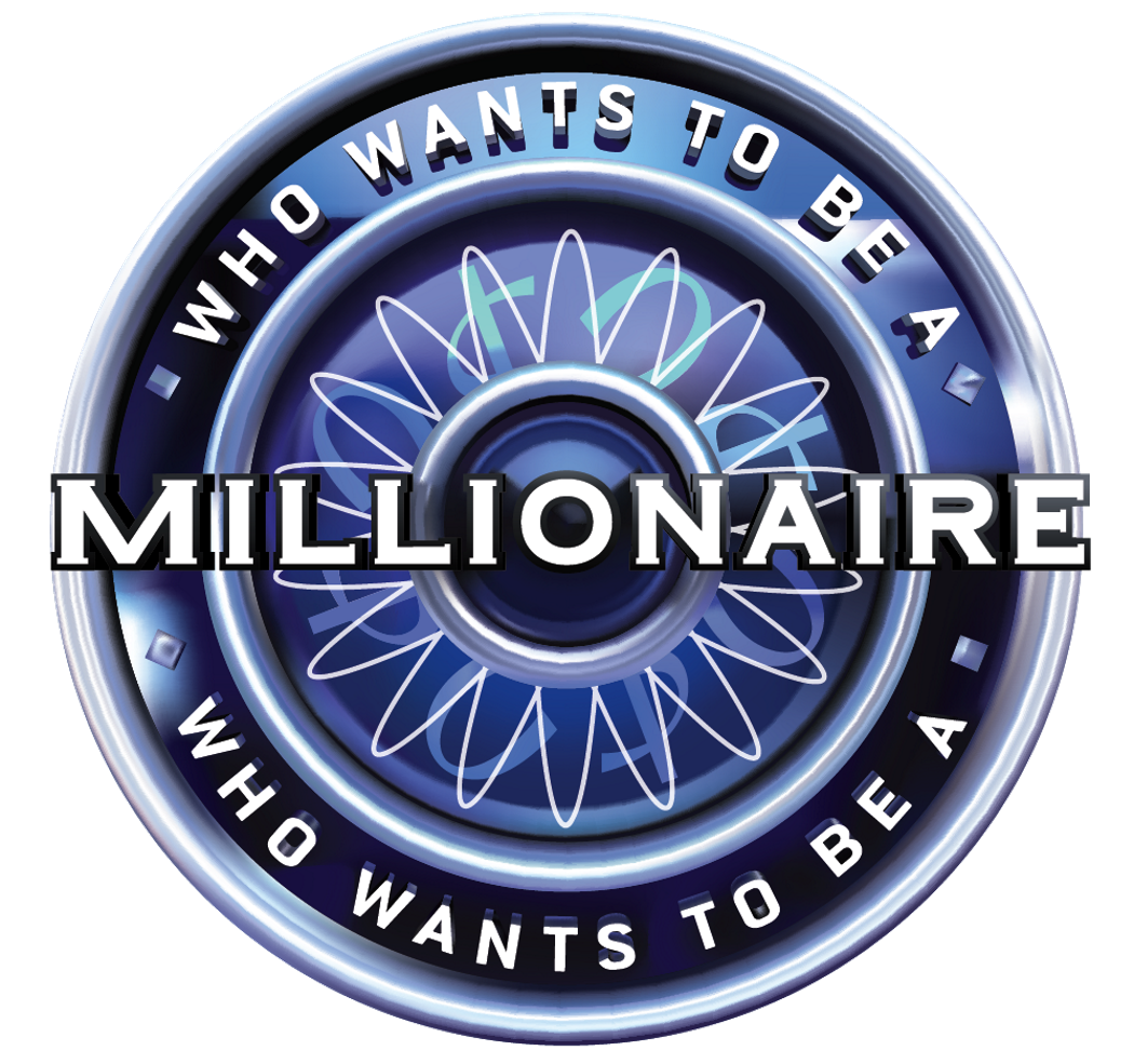 who want to be a millionaire game template - who wants to be a millionaire logos download