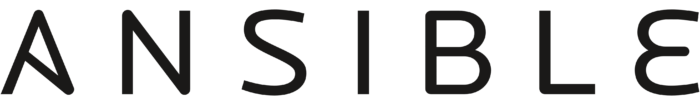 Ansible logo, wordmark