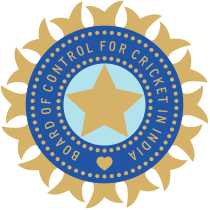 BCCI logo, The Board Of Control For Cricket In India