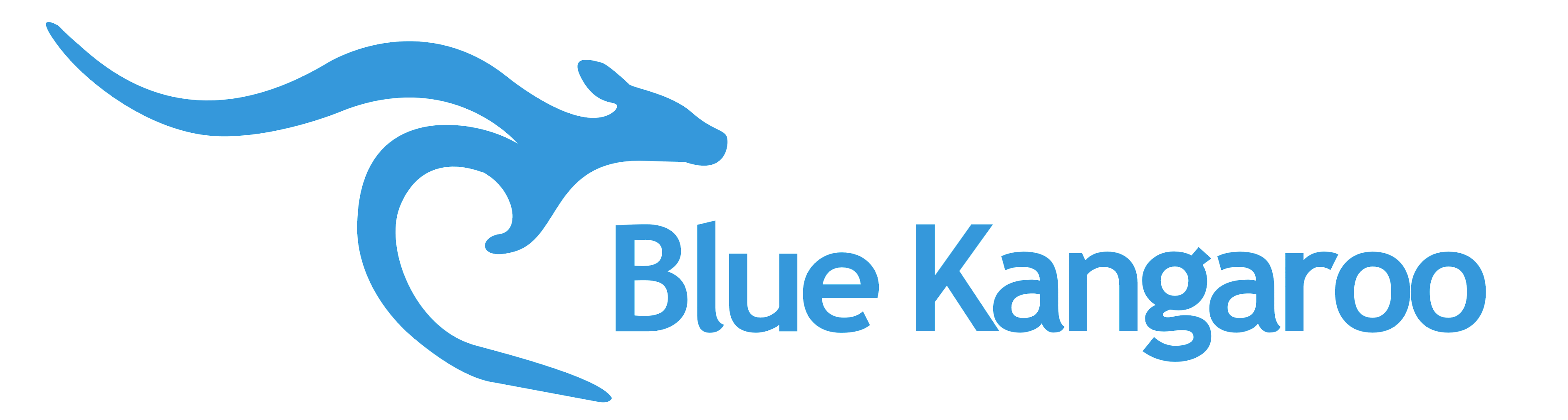 blue kangaroo logos download