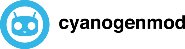 CyanogenMod logo, logotype (Cyanogen Mod)