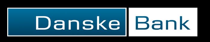 Danske Bank logo, gradient