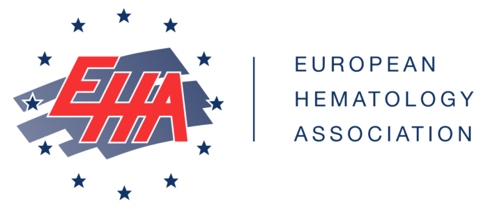 EHA logo (European Hematology Association)
